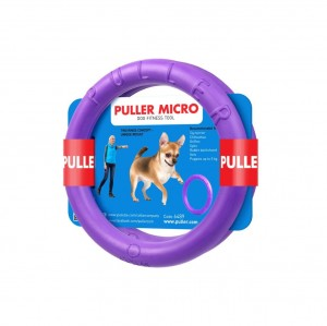 PULLER - dla pieska - dog training device  MICRO