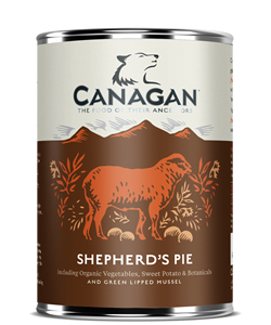 Canagan Can SHEPHERD'S PIE - dla psów -  0,400kg