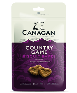 Canagan - GAME BISCUIT BAKES - 150g