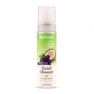 TropiClean - Tearless Facial Cleanser 220ml.
